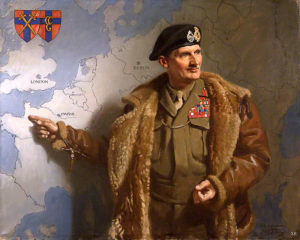 The Field Marshal - Viscount Montgomery