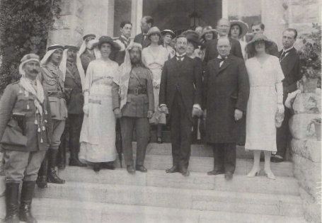 March 28, 1921 Jerusalem Conference on March 28th, 1921