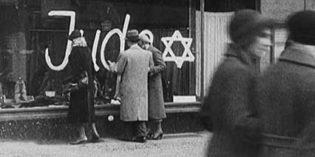 November 10, 1938 Kristallnacht