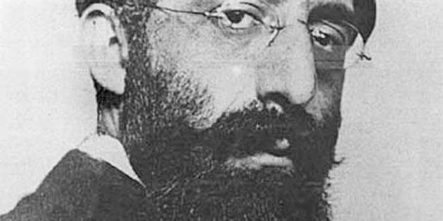 1890 The Word Zionism Nathan Birnbaum