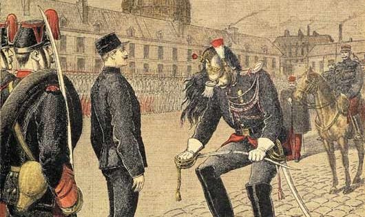 January 5, 1895 The Trial of Alfred Dreyfuss