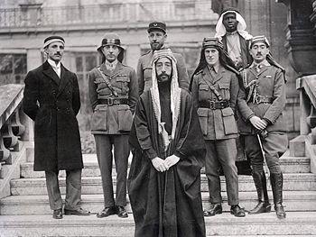 January 30, 1916 McMahon-Hussein Correspondence