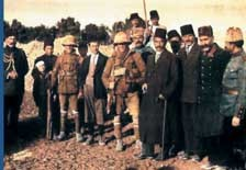 November 1, 1917 Battle of Beersheba – Prime Minister David Lloyd George