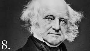 President Martin Van Buren: 1837-1841