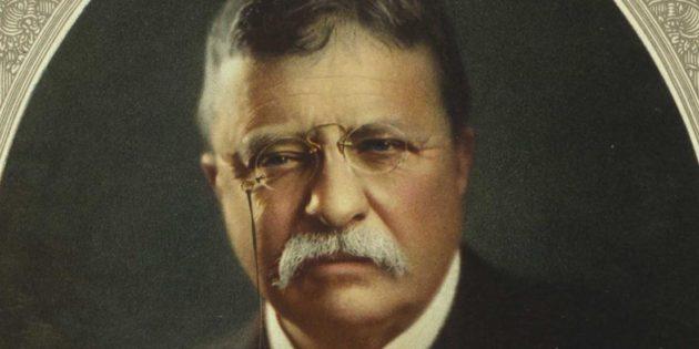 September 1905 President Theodore Roosevelt