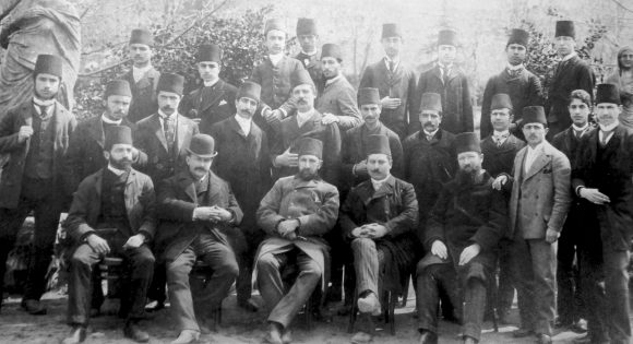 THE CONSTANTINOPLE CONVENTION OF 1888