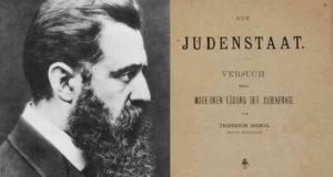 Theodor Herzl Publishes Der Judenstaat