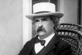 1867 America Presidents Mark Twain