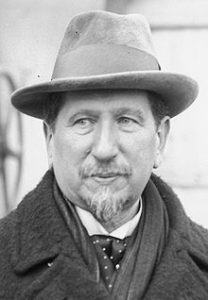 Nahum Sokolow
