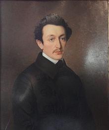 Moses Hess Portrait