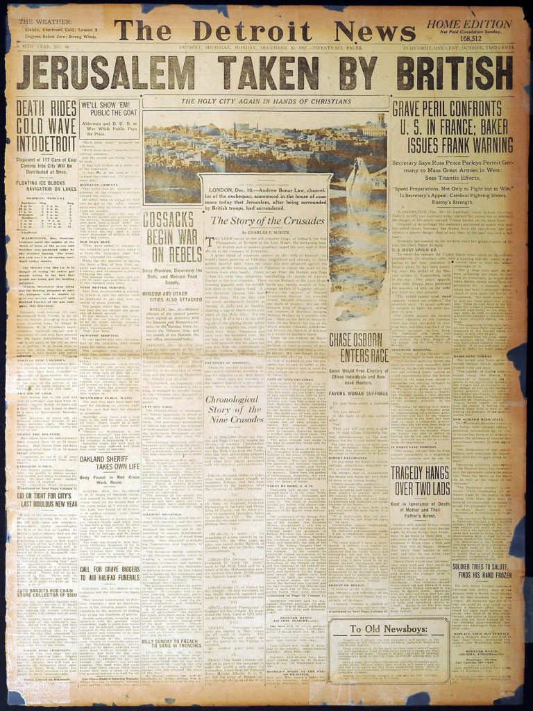 The Detroit News Dec 1917