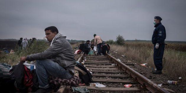 September 12, 2015 Arab Refugees