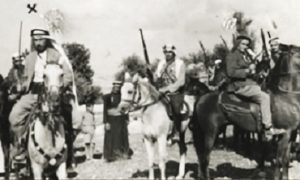 Arab Rebels During 1936 Revolt
