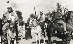 Arab Rebels During 1936 Revolt