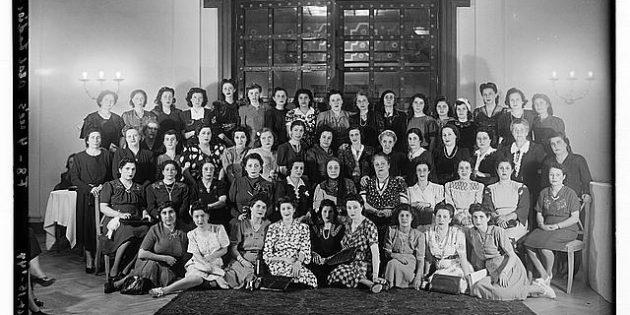 October 26, 1929 Palestine Arab Women's Congress Statement