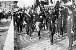 Blackshirts 1922