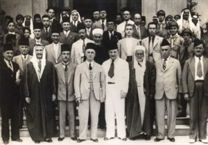 Bloudan Conference 1937