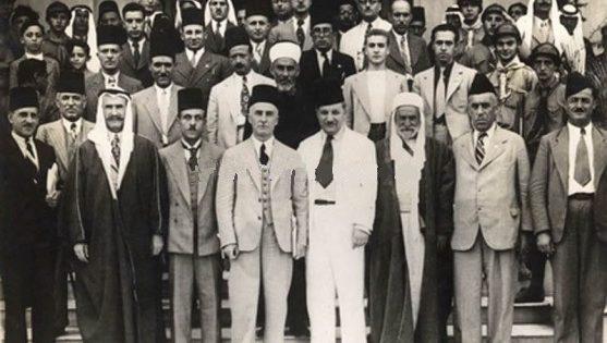 November 7, 1937 Empires Check Arab Threat