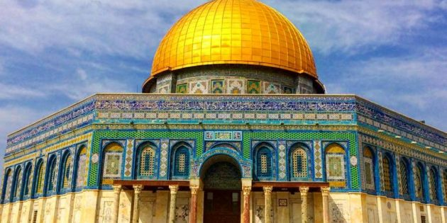 April 8, 2016 The Temple Mount