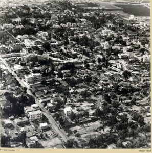 Petah Tikvah from the air 1937-38
