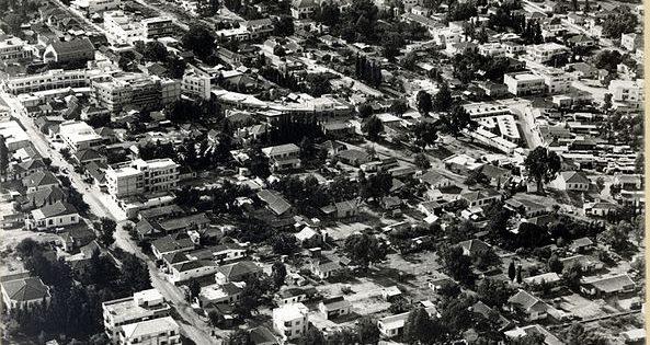 May 5 1937 Petah Tiqvah Attacked