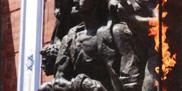 May 16, 1943 Warsaw Ghetto Uprising