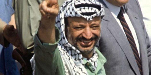 March 30, 1989 Yasser Arafat