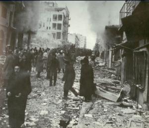 Mt Scopus Hadassah Hospital Massacre April 13 1948