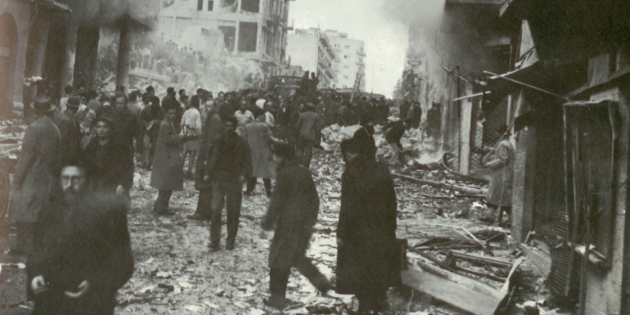 April 13, 1948 Hadassah Convoy Massacre – Yehuda Bromberg
