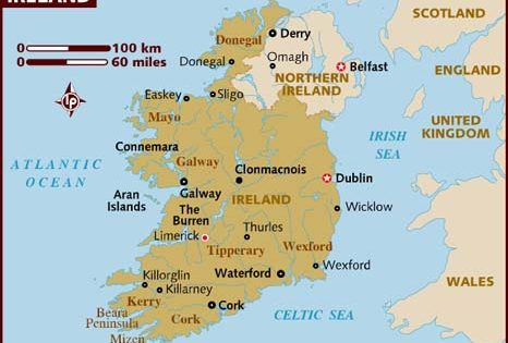 April 10, 1998 Partition of Ireland