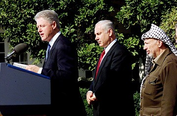 October 15, 1998 Sixteen Years of Israeli-Palestinian Summits