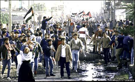 1987 First Intifada