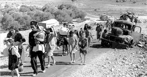 1951-1952 Arab Refugees