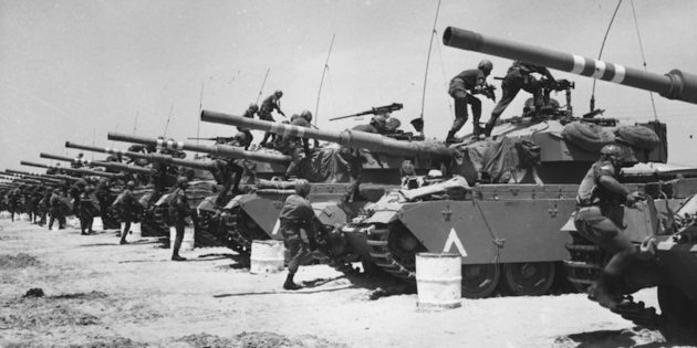 June 8, 1967 The Six-Day War