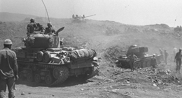 May 14, 1967 The Six-Day War