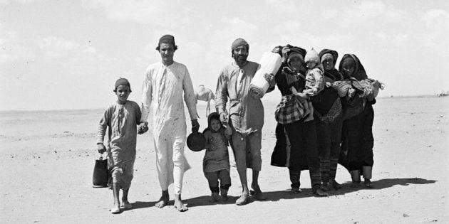August 1, 1948 Jewish Refugees – Egypt
