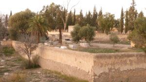 Oujda Jewish Cemetery, Morocco