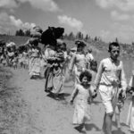August 9, 1951 Arab Refugees