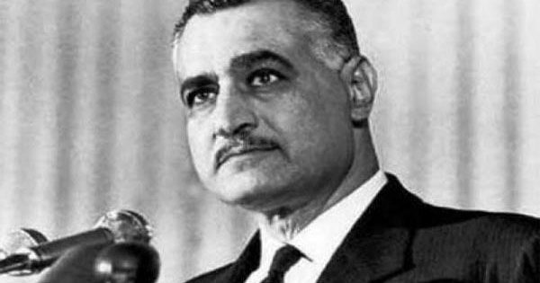 February 22, 1964 President Nasser of Egypt