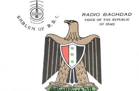 December 12th  Radio Baghdad
