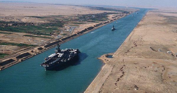 June 28, 1957 Suez Canal Crisis