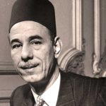 June 17, 1951 Azzam Pasha, Secretary General of the Arab League