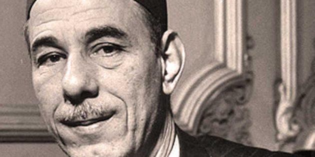 June 17, 1951 Azzam Pasha, Secretary General of the Arab League