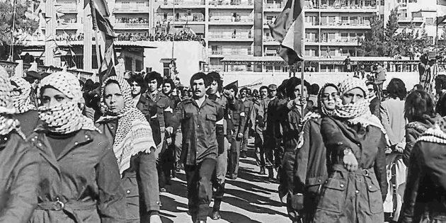 1952 Arab infiltrators—Fedayeen