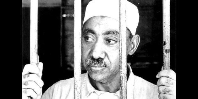 1952 Father of the Jihadist movement, Sayyed Qutb
