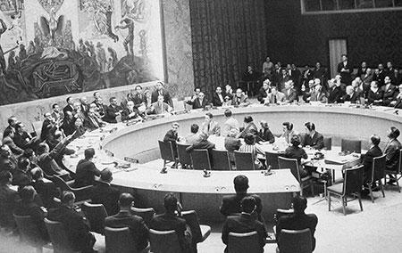 January 2, 1952 Israel Offers Peace