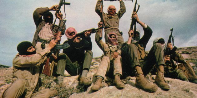 September 28, 1954 Egyptian troops attack Israeli patrol