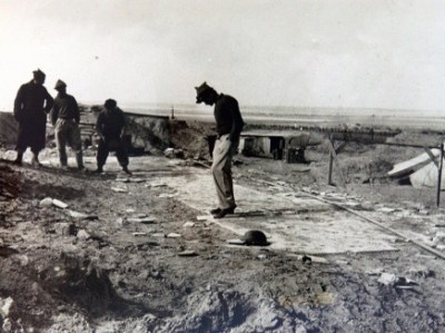 September 7, 1954 Terror in Nirim, Negev