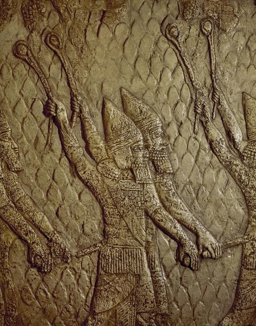Lakhish Reliefs