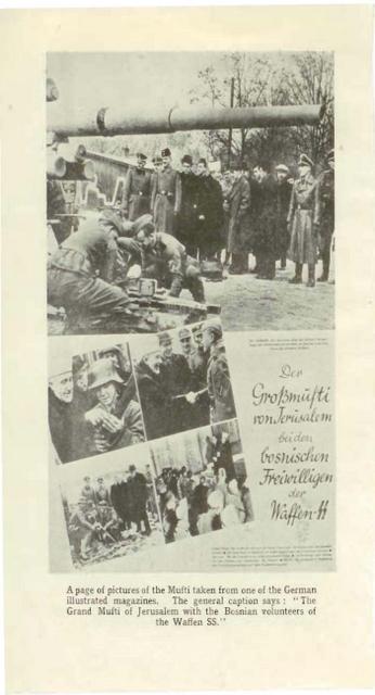 Mufti with Bosnian Volunteers.JPG